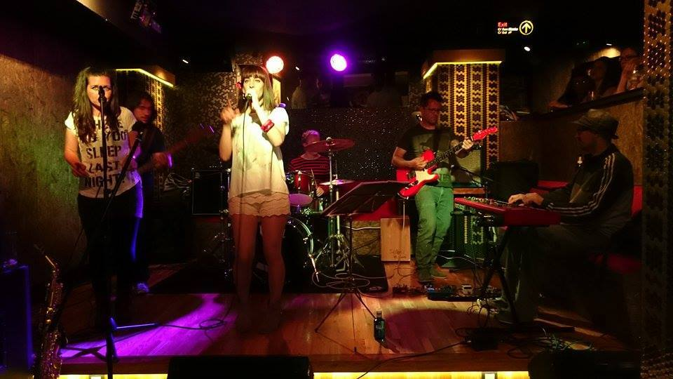 concierto de soul jammers en la sala ni gara en santander